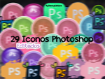 Photoshop Icons by Dianeyeditions