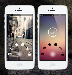 Minimal JellyLock by nienque