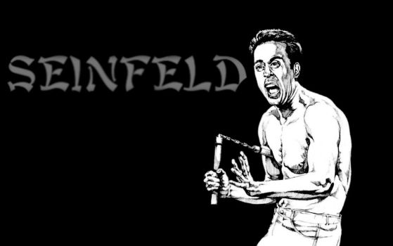 Seinfeld is a ninja by Blitzkrieg0