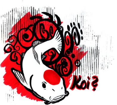 Koi? 2 by Jitsuchi