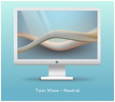 Twin Wave - Neutral by half-left