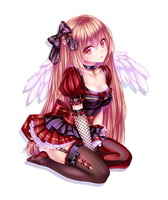[+PSD] Do You Like My Wings? by Nukababe