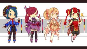 Adoptable Batch 2 [ Closed ] by D-liw
