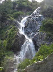 Bodensee waterfall by vttiste