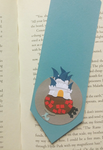 Kingdom Hearts World Bookmarks by mintycanoodles