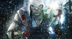 Connor Kenway by LoveStruck2