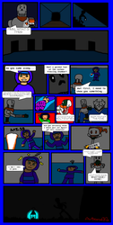 ArchieTale Pg 25 - Into the Darkness by Articuno32