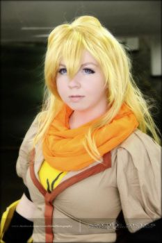 Yang Xiao Long by flyawayskyx3