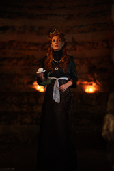 TW WH: Blood and Wine - Anna Henrietta by MilliganVick