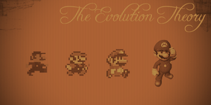 The Evolution Theory by dani9del9