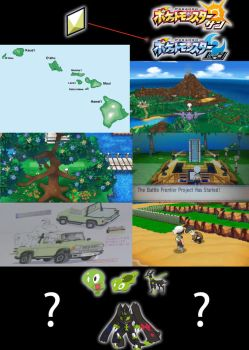 Pokemon Sun and Moon Region and Other Speculation by pimmermen
