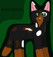 Smackpaw by Snowy-Clover