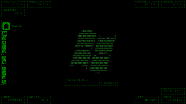 One Line Ascii Art Joint : Asciiart explore on deviantart