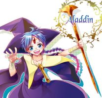 Magi_Aladdin by moonu17
