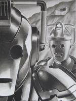 Cybermen of Telos by Marc137