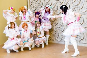 Love Live! - Idol Training by SparklePipsi