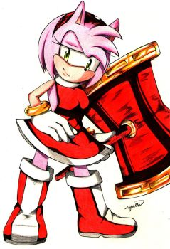 amy rose by esbelle