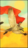 Gryphon Tarot - The Sun by Bailiwick