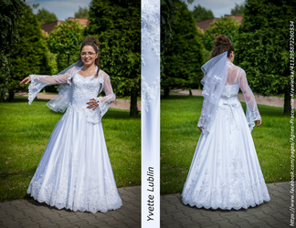 Big Day Dresses - Wedding Gown by Kalia24
