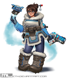 Overwatch - Mei by MLeth