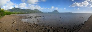 Le Morne Panorama III by carrotmadman6