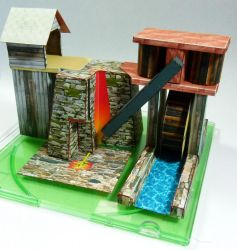 Shannondale Iron Furnace Model by ecfield