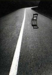 Lonely Chair by dinopowerGIRL