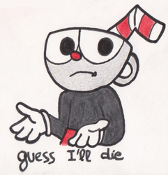Cuphead in a nutshell by marex184