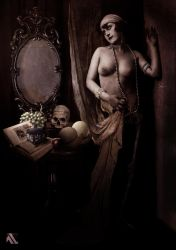 Glamour, amour et mort by AndreaMelendez