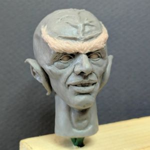 1/6th Scale Vorvon head commision by st8exprs