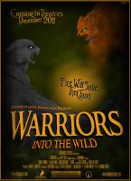 Warriors: Into the Wild movie by kuiwi