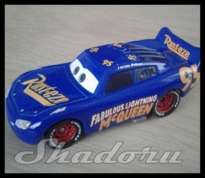 Picture: Cars3 Diecast Fabulous Lightning McQueen. by Shadoru-Flames