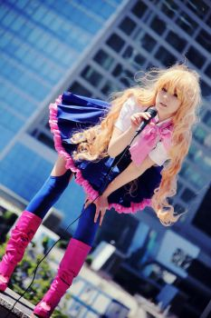 Sheryl Nome, Macross Frontier1 by HimeNami