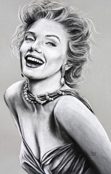 Marilyn by Tater-Vader