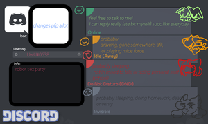 discord meme except its a remake by FR0ST4