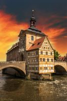 Bamberg Rathaus | Bamberg Old Townhall by KingKlever