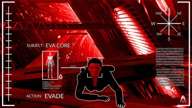 #161 Action: EVADE by GothicGamerXIV