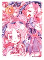 Candy Candy Yumi by PaperLillie