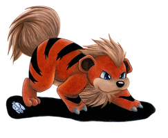 little Growlithe