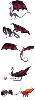 Corrupted Cynder by kittin12376