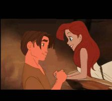 What if Ariel and Jim in love? by kbSrep