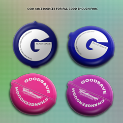 Coin Case Iconset by chun-the-ripper