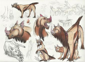 SketchPage: Silions by SharkAttackHere