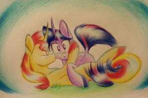 Just To Be With You by WaterFerret