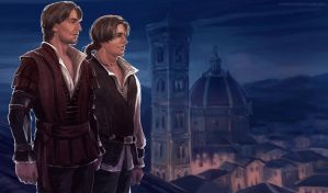 Assassin's Creed 2 - Auditore Brothers by maXKennedy