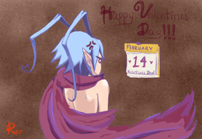 Valentine's Day?  CRAP. by RockStarRoku