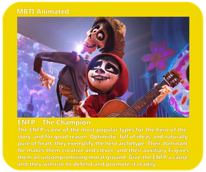 Generation Xerox - Pixar ENFPs Hector and Miguel by MountainLygon