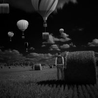 the origin of straw bales - a topical issue by old-timer-dev