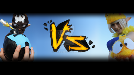[Krosmaster] The Queen of the Tofus VS Bad Aboum by Yafira