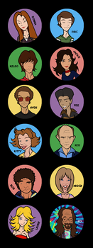 That 70's Show by chinaguy16